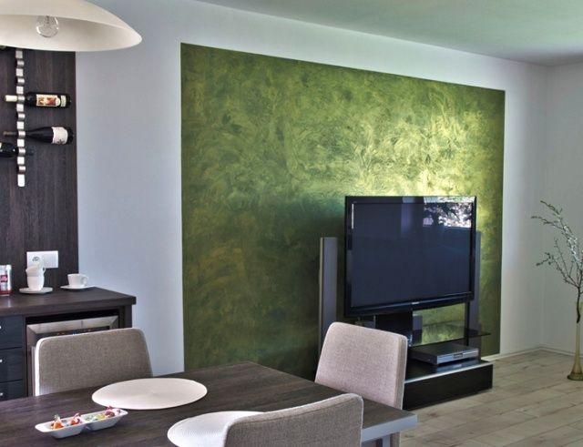 Любое помещение заиграет невероятными красками с такой отделкой стен