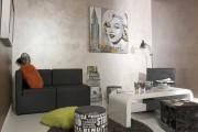 Фото 46 Краска для стен с эффектом шелка (75 фото): роскошь и креатив в отделке