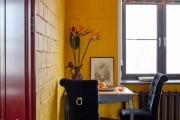 Фото 26 Краска водоэмульсионная для стен и потолков (63 фото): как правильно выбрать и нанести