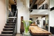 Фото 4 Кухня в стиле лофт (100+ лучших фото): создаем продуманный дизайн интерьера без дизайнера
