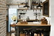 Фото 7 Кухня в стиле лофт: создаем удивительный дизайн