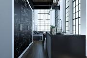 Фото 8 Кухня в стиле лофт (100+ лучших фото): создаем продуманный дизайн интерьера без дизайнера