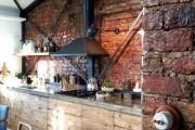 Фото 3 Кухня в стиле лофт: создаем удивительный дизайн