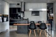 Фото 20 Кухня в стиле лофт (100+ лучших фото): создаем продуманный дизайн интерьера без дизайнера