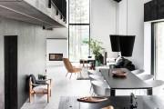 Фото 24 Кухня в стиле лофт (100+ лучших фото): создаем продуманный дизайн интерьера без дизайнера