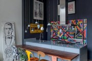 Фото 25 Кухня в стиле лофт (100+ лучших фото): создаем продуманный дизайн интерьера без дизайнера