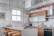 Фото 27 Кухня в стиле лофт (100+ лучших фото): создаем продуманный дизайн интерьера без дизайнера