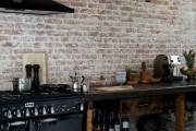Фото 28 Кухня в стиле лофт (100+ лучших фото): создаем продуманный дизайн интерьера без дизайнера