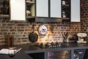 Фото 33 Кухня в стиле лофт (100+ лучших фото): создаем продуманный дизайн интерьера без дизайнера