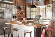 Фото 34 Кухня в стиле лофт (100+ лучших фото): создаем продуманный дизайн интерьера без дизайнера