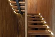 Фото 8 Лестницы на второй этаж на металлическом каркасе (59 фото): виды и правила выбора