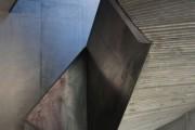 Фото 9 Лестницы на второй этаж на металлическом каркасе (59 фото): виды и правила выбора