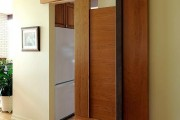 Фото 9 Межкомнатные двери из шпона (59 фото): что это такое и как выбрать правильно?