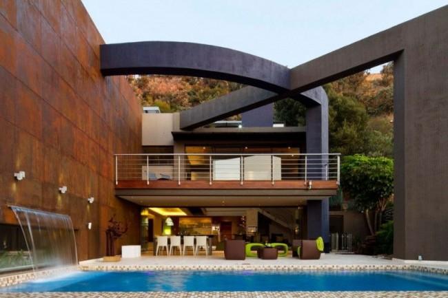Металлический сайдинг (75 фото): красота стен вашего дома