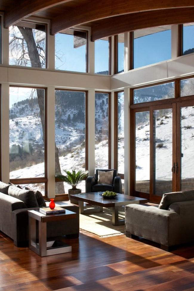 Сохранение и экономия тепла — одна из основных задач, возлагаемых на современные металлопластиковые окна