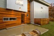 Фото 2 Металлический сайдинг (75 фото): красота стен вашего дома