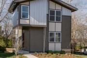 Фото 37 Металлический сайдинг (75 фото): красота стен вашего дома