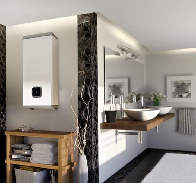 Правильно подобранная модель станет стильным дополнением интерьера ванной