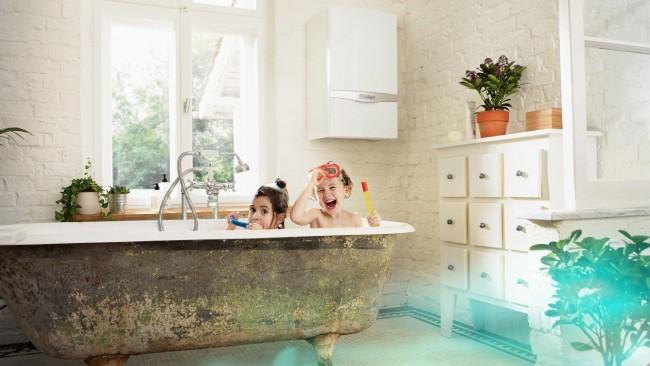 Позаботьтесь о тепле для вашей любимой семьи - приобретите двухконтурный газовый котел