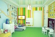 Фото 13 Натяжные потолки в детской комнате (63 фото): виды и особенности выбора