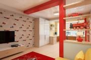 Фото 9 Натяжные потолки в детской комнате (63 фото): виды и особенности выбора