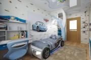 Фото 16 Натяжные потолки в детской комнате (63 фото): виды и особенности выбора