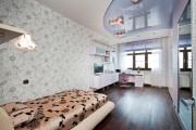 Фото 17 Натяжные потолки в детской комнате (63 фото): виды и особенности выбора