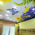 Натяжные потолки в детской комнате (63 фото): виды и особенности выбора фото