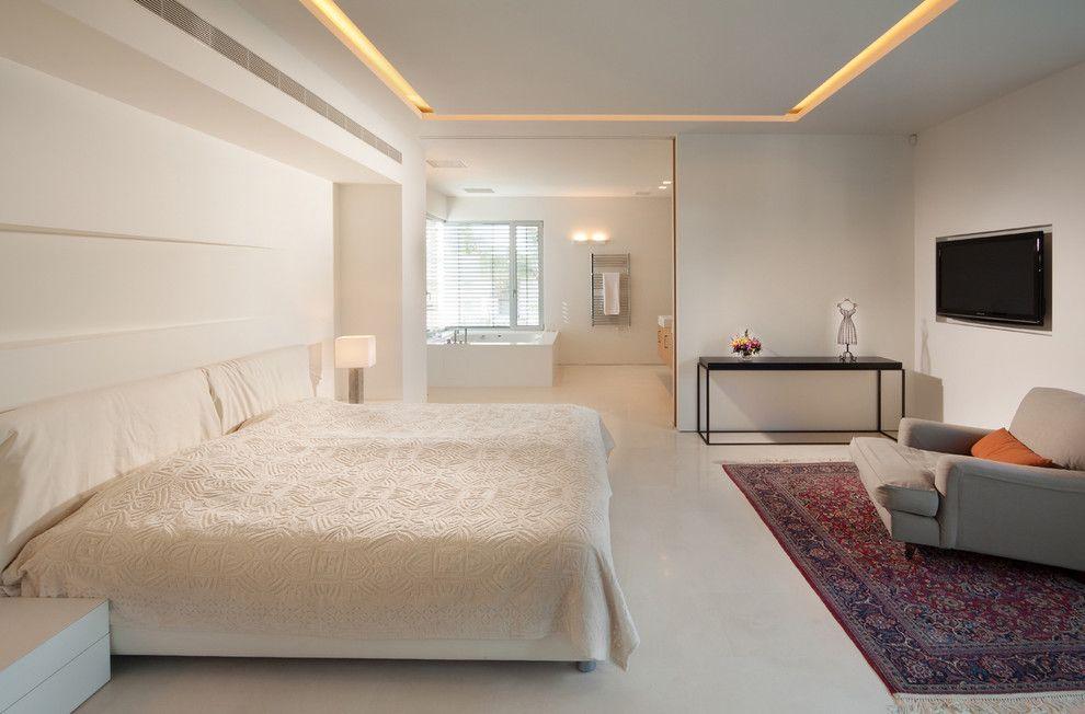Гипсокартонные потолки спальня фото