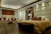 Фото 30 Потолки из гипсокартона для спальни (80 фото): мир комфорта и стиля