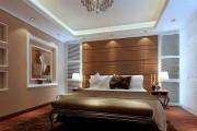 Фото 35 Потолки из гипсокартона для спальни (80 фото): мир комфорта и стиля