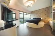 Фото 39 Потолки из гипсокартона для спальни (80 фото): мир комфорта и стиля