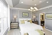 Фото 41 Потолки из гипсокартона для спальни (80 фото): мир комфорта и стиля