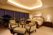 Фото 42 Потолки из гипсокартона для спальни (80 фото): мир комфорта и стиля