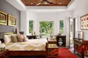 Фото 44 Потолки из гипсокартона для спальни (80 фото): мир комфорта и стиля