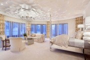Фото 46 Потолки из гипсокартона для спальни (80 фото): мир комфорта и стиля