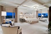 Фото 47 Потолки из гипсокартона для спальни (80 фото): мир комфорта и стиля