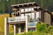 Фото 4 Каркасные дома (69 фото): проекты, фото и цены