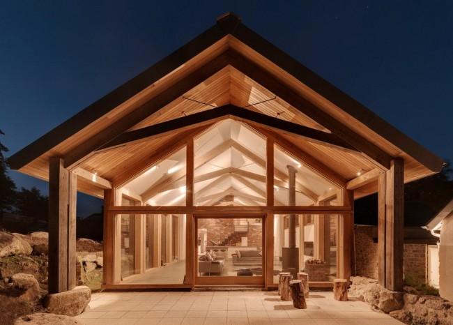 Каркасные дома (69 фото): проекты, фото и цены