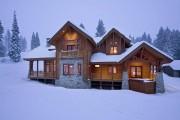 Фото 7 Каркасные дома (69 фото): проекты, фото и цены