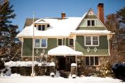 Фото 14 Сайдинг виниловый (цвета, фото): стильная и практичная облицовка для дома