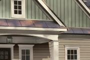 Фото 18 Сайдинг виниловый (цвета, фото): стильная и практичная облицовка для дома