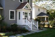 Фото 19 Сайдинг виниловый (цвета, фото): стильная и практичная облицовка для дома
