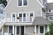 Фото 22 Сайдинг виниловый (цвета, фото): стильная и практичная облицовка для дома