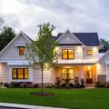 Сайдинг виниловый (цвета, фото): стильная и практичная облицовка для дома фото