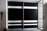 Фото 8 Встроенный шкаф-купе в прихожую (57 фото): виды и материалы
