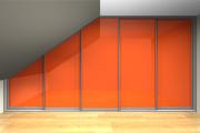 Фото 18 Встроенный шкаф-купе в прихожую (57 фото): виды и материалы
