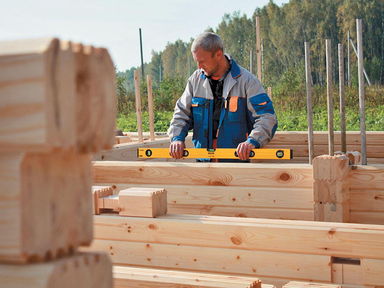 Конкурсы на строительство домов из бруса