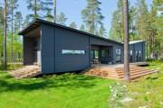 Фото 9 Деревянные дома из профилированного бруса:  проекты, преимущества и особенности строительства