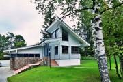 Фото 7 Деревянные дома из профилированного бруса:  проекты, преимущества и особенности строительства